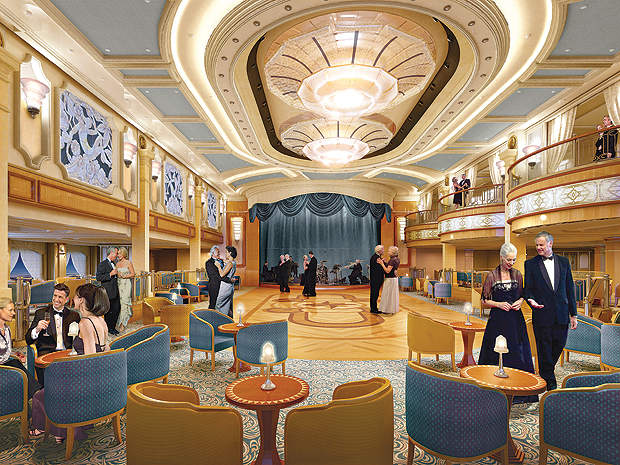 Long live the queen for Queen elizabeth 2 ship interior