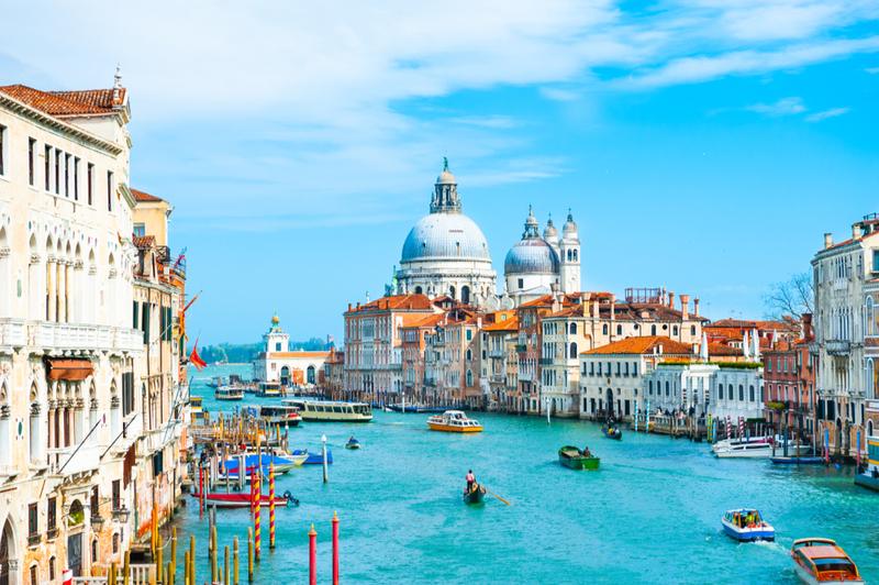 Overtourism in Venice
