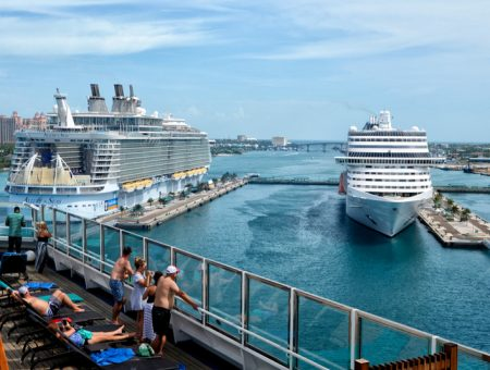 Bahamas Marine Reserve will boost MSC's green credentials